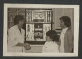 [Hematology department photos, 1976]