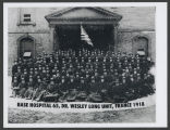Base Hospital 65, Wesley Long Unit, France 1918