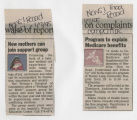 Newspaper Clippings, 1995