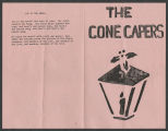 The Cone capers