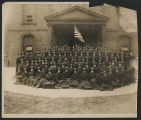 [Base Hospital 65, Wesley Long Unit, France 1918]