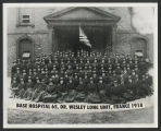 Base Hospital 65, Dr. Wesley Long Unit, France 1918