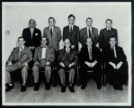 Photographs of the Board of Trustees, 1997-1998