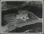[Wesley Long Community Hospital aerial view]