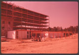 [Wesley Long Hospital construction photographs]