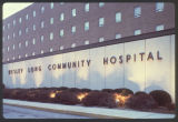 [Miscellaneous marketing photographs, Wesley Long Hospital]