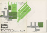 [Moses H. Cone Memorial Hospital annual report, 1969-1970]