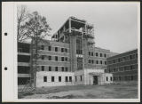 [Cone Hospital construction photos, pre-1961]