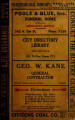Hill's Greensboro (Guilford County, N.C.) city directory 1933