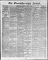The Greensborough patriot [April 12, 1851]