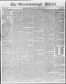 The Greensborough patriot [June 12, 1852]