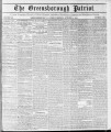 The Greensborough patriot [October 1, 1858]