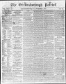 The Greensborough patriot [November 5, 1853]