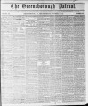 The Greensborough patriot [November 12, 1858]