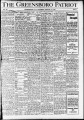 The Greensboro patriot [January 19, 1911]
