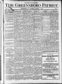 The Greensboro patriot [January 11, 1912]