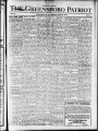 The Greensboro patriot [May 30, 1912]