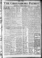 The Greensboro patriot [November 28, 1912]
