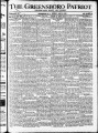 The Greensboro patriot [June 21, 1915]