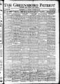 The Greensboro patriot [November 23, 1916]