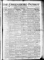 The Greensboro patriot [January 9, 1919]