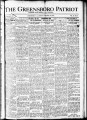 The Greensboro patriot [January 20, 1919]