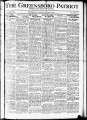 The Greensboro patriot [January 27, 1919]