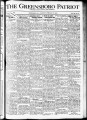 The Greensboro patriot [February 27, 1919]