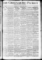The Greensboro patriot [April 7, 1919]