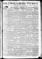 The Greensboro patriot [April 24, 1919]