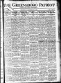 The Greensboro patriot [July 21, 1919]