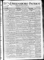 The Greensboro patriot [August 11, 1919]
