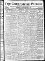 The Greensboro patriot [September 25, 1919]