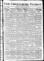 The Greensboro patriot [October 23, 1919]