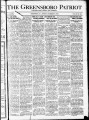 The Greensboro patriot [December 15, 1919]