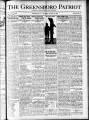 The Greensboro patriot [August 30, 1920]