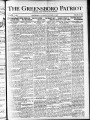 The Greensboro patriot [October 11, 1920]