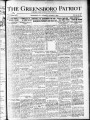 The Greensboro patriot [October 14, 1920]