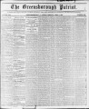 The Greensborough patriot [April 8, 1859]