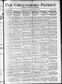The Greensboro patriot [November 8, 1920]