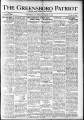 The Greensboro patriot [December 13, 1920]