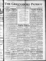 The Greensboro patriot [December 23, 1920]