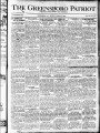 The Greensboro patriot [March 21, 1921]