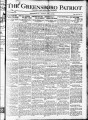 The Greensboro patriot [April 18, 1921]