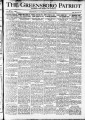 The Greensboro patriot [August 25, 1921]