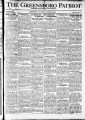 The Greensboro patriot [August 22, 1921]