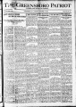 The Greensboro patriot [October 10, 1921]