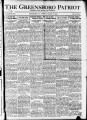 The Greensboro patriot [January 19, 1922]