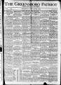 The Greensboro patriot [January 16, 1922]
