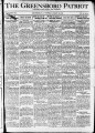 The Greensboro patriot [January 12, 1922]